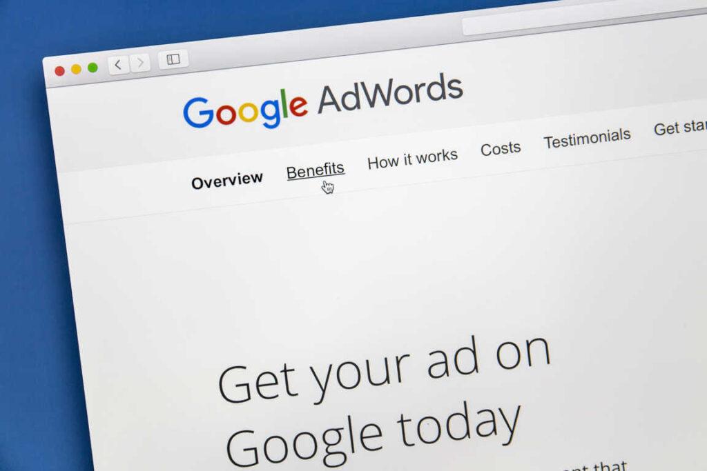Los anuncios de coste por click de Google